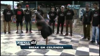 Grupo de dança de Ceilândia participa de campeonato na França