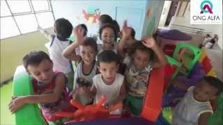Projeto Alfa - Creche Pequeno Rebanho (São Gonçalo - RJ)