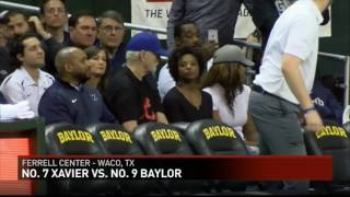 KCEN-Baylor and Xavier Highlights