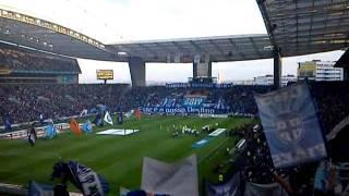 Hino do FCP - Estádio do Dragão - FESTA DO TÍTULO 2010 / 1011