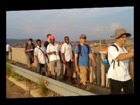 GGWO on a Mission – South Africa 2013