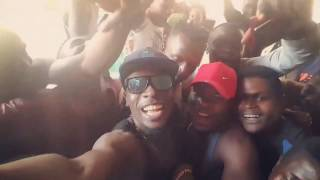 Mr Leo - Jamais Jamais (Remix) with Fans  | Celebs Snaps
