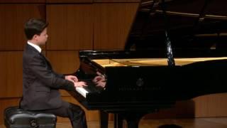 """Jasper Heymann (14): R. Schumann, """"Aufschwung"""", Fantasiestucke, Op. 12, No. 2"""
