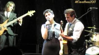 Arisa Live 2013 San Salvo - L' uomo che non c'è