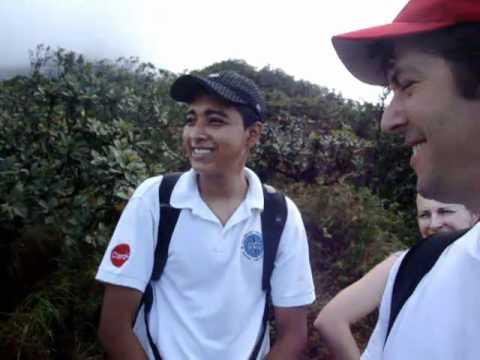 Hiking Volcano Concepcion on Isla Ometepe, Nicaragua