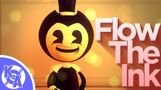 """""""Flow the Ink"""" Bendy and the Ink Machine Song - Kyle Allen Music"""