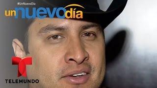 ¡Julión Álvarez quiere conocer al bebé de Anahí! | Un Nuevo Día | Telemundo