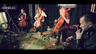 Apocalyptica - Orion - Genelec Music Channel