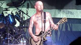 "STONE SOUR ""THROUGH GLASS"" HD LIVE FROM  POINTFEST 27 08/14/10 ST LOUIS MO"