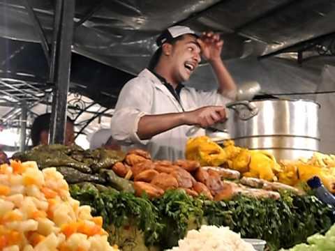 Cocina Marroqui. Moroccan cuisine