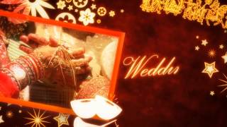 Awesome traditional Wedding Invitation for Hindu wedding, video invites are now the best media.