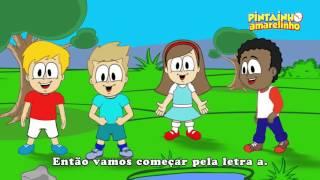 Pintainho Amarelinho - O Sapo Não Lava o Pé (Vídeo Oficial)