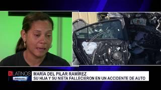 Una madre pide justicia por el accidente fatal que acabó con la vida de su hija y de su nieta