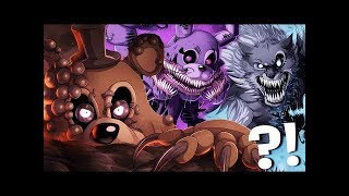 All Twisted Animatronics Sing The FNAF Song