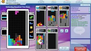 Random Match #4 - Tetris Live Arena