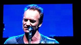 """Sting - Peter Gabriel Lake Tahoe 2016 """"Roxanne"""""""