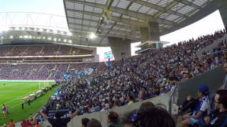 "FC Porto vs Estoril (9 Agosto) - Super Dragões ""Oh SLB"""