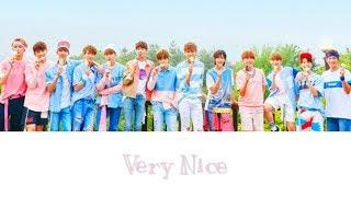 Seventeen - Very Nice【パート割&日本語字幕つき】