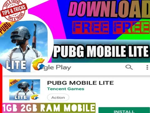 Download thumbnail for How to download pubg Lite || Download pubg