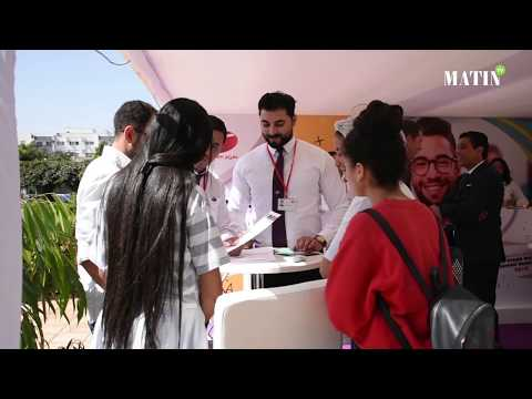Video : Lancement de la 3e édition du Stand Mobile du Tramway Rabat-Salé pour les étudiants