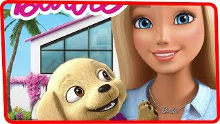 Barbie Dreamhouse Adventures - Design, cook, dance and party pretend games