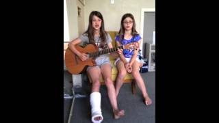 More Than Words cover Mia Downing and her friend and her cast.