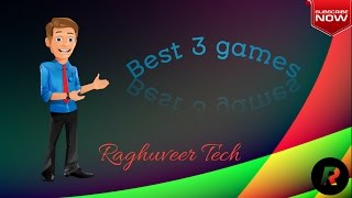 Best 3 Android Games