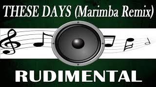 Latest iPhone Ringtone - These Days Marimba Remix Ringtone - Rudimental