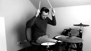 Oxford Drama - Tapes drum cover by Geluz