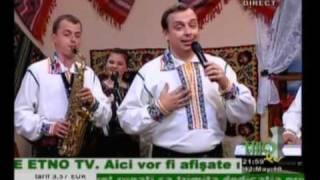 Fraţii Reuţ 2010 LIVE EtnoTv - Rău îi pare codrului