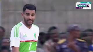ملخص و أهداف مباراة توجو و الجزائر 17 11 2018