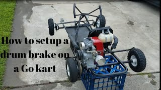 Fixing a Customers Yerf Dog Go Kart