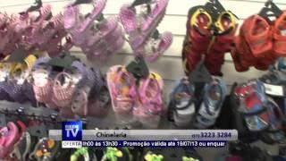 MELISSA INFANTIL EM RIO PRETO - CHINELARIA - S 28