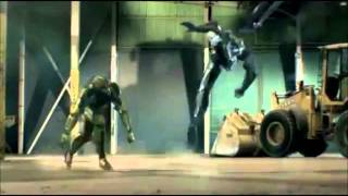 Cyrax & Sektor Fight (Cinema- Skrillex remix)