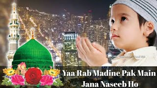 Hajj Special Whatsapp Status Video / New Naat whatsapp status video /  Full Screen Status Video width=