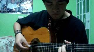 (24) wayayay(cover de guitarra) KJARKAS