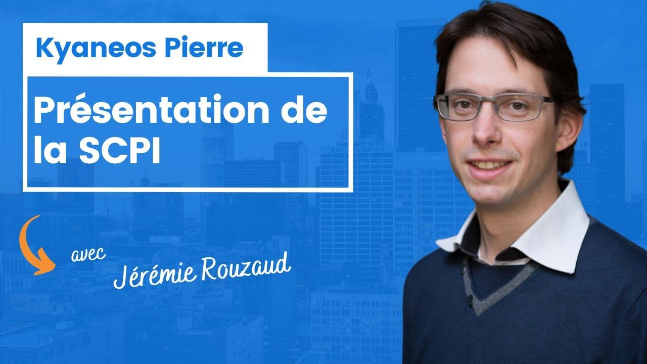 Kyaneos Pierre en 1 min - Jérémie Rouzaud