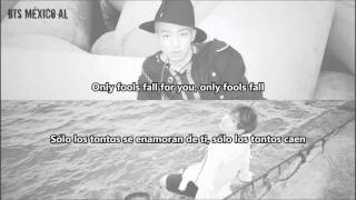 [Sub Esp + Eng Lyrics] Rap Monster & Jungkook (BTS) - FOOLS cover (sub español)
