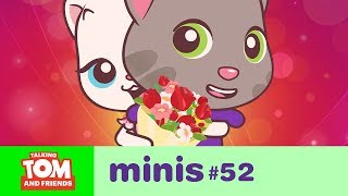 Talking Tom and Friends Minis - Angela's Birthday Surprise (Episode 52)