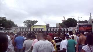 Rio Parada Funk 2013 A Coisona Montagens ao vivo
