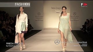 PINEDA COVALIN Spring Summer 2013 MBFW Mexico - Fashion Channel