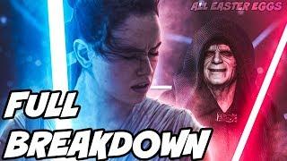 Episode 9: FULL BREAKDOWN AND ALL EASTER EGGS (final Trailer)