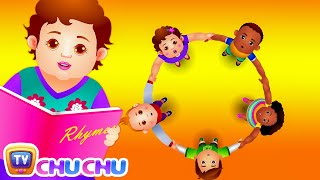 Ringa Ringa Roses | Cartoon Animation Nursery Rhymes & Songs for Children | ChuChu TV