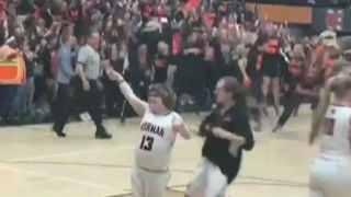 Special needs player nails game's last shot, crowd goes wild