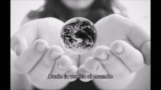 Calle 13- La vuelta al mundo (Letra)