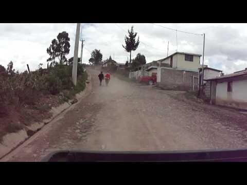 Andenhochebene bei Cotopaxi, Ecuador