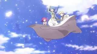 AMV - Magic in the air (Magi X Fairytail) - Magic Systerm