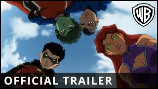 Justice League vs. Teen Titans - Official Trailer - Warner Bros. UK