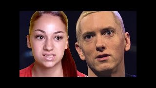 Eminem Disses Bhad Bhabie By Mocking Her Flow