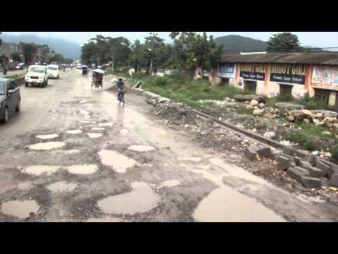 Bus Tansen to Lumbini via Bhairahawa, Nepal – part 2